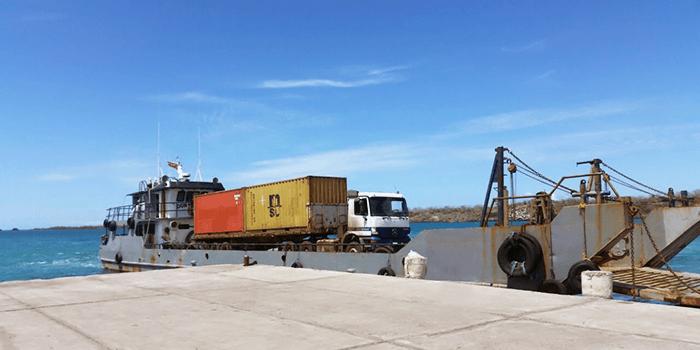 Pacific Cargo Line - Santa Cruz Gabarra
