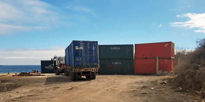 Pacific Cargo Line - La Predial