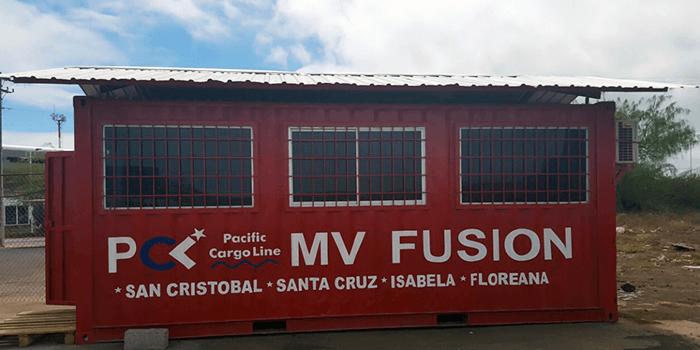 Pacific Cargo Line - San Cristobal Oficina
