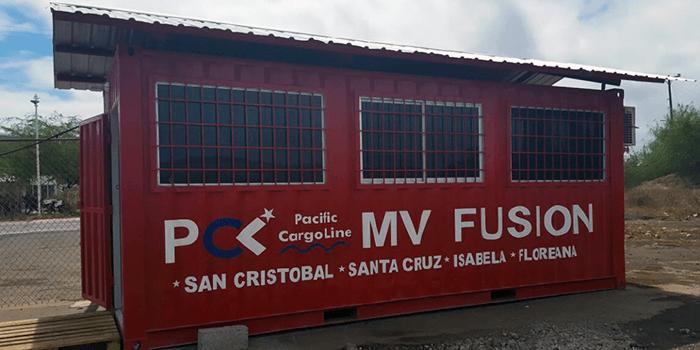Pacific Cargo Line - Santa Cruz Oficina
